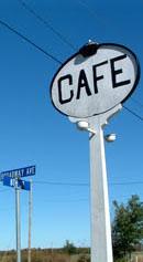 ウッドバインのさよならカフェ