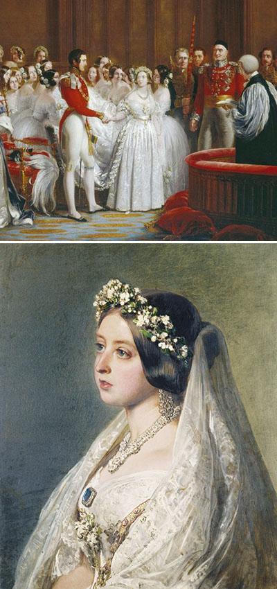ヴィクトリア女王とホニトンレース