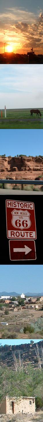 アメリカ西部横断の旅 ~カンザス、オクラホマ、テキサス、ニューメキシコ~